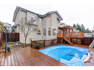 Photo 20: 2902 WOODSTONE COURT in Coquitlam: Westwood Plateau House for sale : MLS®# R2028509