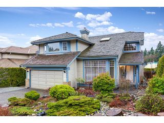 Photo 1: 2902 WOODSTONE COURT in Coquitlam: Westwood Plateau House for sale : MLS®# R2028509