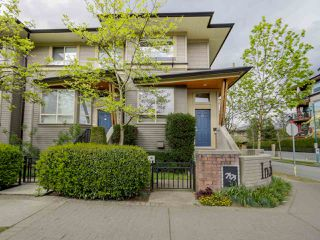 Main Photo: 13 100 KLAHANIE DRIVE in Port Moody: Port Moody Centre Townhouse for sale : MLS®# R2056381