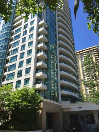 Photo 1: 702 5899 WILSON AVENUE in Burnaby: Central Park BS Condo for sale (Burnaby South)  : MLS®# R2086575