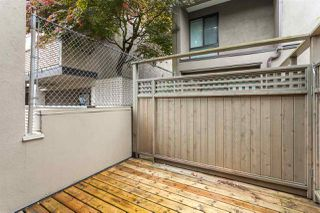Photo 14: E5 1070 W 7TH AVENUE in Vancouver: Fairview VW Townhouse for sale (Vancouver West)  : MLS®# R2099715