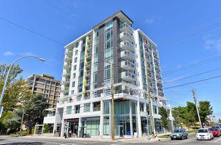 Photo 2: 208 1090 Johnson Street in Victoria: Vi Downtown Condo Apartment for sale