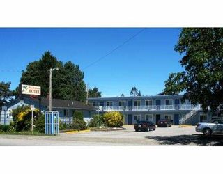 Photo 2: Hotel/Motel with property in Tsawwassen in Delta: Business with Property for sale (Tsawwassen)
