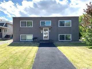 Main Photo: 2602 Dufferin Avenue in Saskatoon: Avalon Multi-Family for sale : MLS®# SK803945