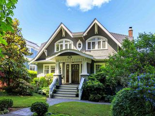 "Main Photo: 3827 W 15TH Avenue in Vancouver: Point Grey House for sale in ""POINT GREY"" (Vancouver West)  : MLS®# R2464427"