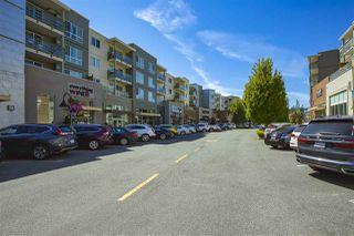 """Photo 27: 405 15735 CROYDON Drive in Surrey: Grandview Surrey Condo for sale in """"Morgan Crossing"""" (South Surrey White Rock)  : MLS®# R2480809"""