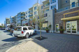 """Photo 23: 405 15735 CROYDON Drive in Surrey: Grandview Surrey Condo for sale in """"Morgan Crossing"""" (South Surrey White Rock)  : MLS®# R2480809"""