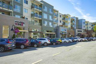 """Photo 25: 405 15735 CROYDON Drive in Surrey: Grandview Surrey Condo for sale in """"Morgan Crossing"""" (South Surrey White Rock)  : MLS®# R2480809"""