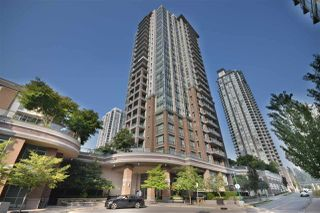 """Photo 1: 1001 1155 THE HIGH Street in Coquitlam: North Coquitlam Condo for sale in """"M ONE"""" : MLS®# R2497341"""