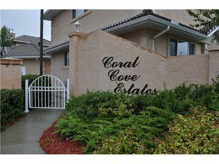 Photo 2: 226 CORAL Cove NE in CALGARY: Coral Springs Townhouse for sale (Calgary)  : MLS®# C3534354