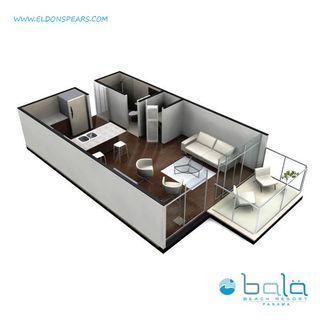 Photo 34: Bala Beach Resort - Panama Apartment on the Caribbean Sea