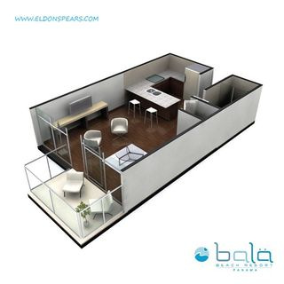 Photo 35: Bala Beach Resort - Panama Apartment on the Caribbean Sea