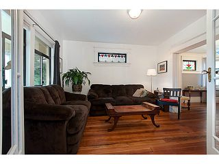 """Photo 4: 1718 COTTON Drive in Vancouver: Grandview VE House for sale in """"Commercial Drive"""" (Vancouver East)  : MLS®# V1009711"""