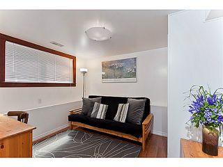 """Photo 14: 1718 COTTON Drive in Vancouver: Grandview VE House for sale in """"Commercial Drive"""" (Vancouver East)  : MLS®# V1009711"""