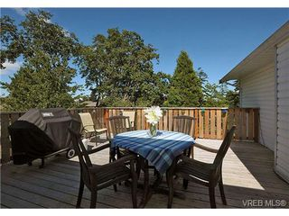 Photo 18: 1270 Lidgate Crt in VICTORIA: SW Strawberry Vale House for sale (Saanich West)  : MLS®# 643808