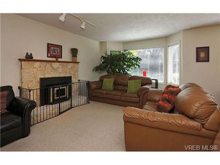Photo 2: 1270 Lidgate Court in VICTORIA: SW Strawberry Vale Single Family Detached for sale (Saanich West)  : MLS®# 325018