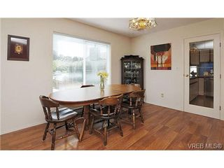 Photo 5: 1270 Lidgate Crt in VICTORIA: SW Strawberry Vale Single Family Detached for sale (Saanich West)  : MLS®# 643808