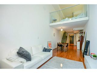 Photo 5: # 305 36 WATER ST in Vancouver: Downtown VW Condo for sale (Vancouver West)  : MLS®# V1031623