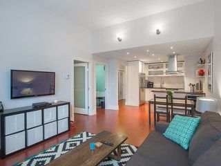 Photo 5: 308 1551 W 11th Av in Vancouver West: Fairview VW Condo for sale : MLS®# V1041865