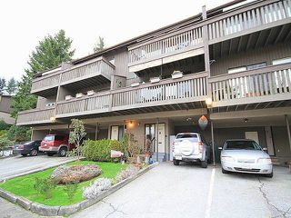 Photo 1: 1031 OLD LILLOOET RD in North Vancouver: Lynnmour Townhouse for sale : MLS®# V1105972