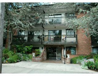 Photo 1: 307 2255 W 5TH AV in Vancouver: Kitsilano Condo for sale (Vancouver West)  : MLS®# V608269