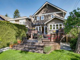 Photo 19: 3570 W 21ST AVENUE in Vancouver: Dunbar House for sale (Vancouver West)  : MLS®# R2059869