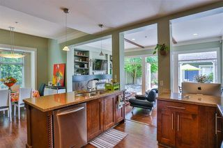 Photo 6: 5890 CROWN STREET in Vancouver: Southlands House for sale (Vancouver West)  : MLS®# R2063102