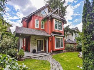 Photo 1: 5890 CROWN STREET in Vancouver: Southlands House for sale (Vancouver West)  : MLS®# R2063102