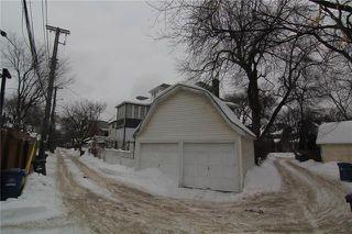 Photo 18: 150 Canora Street in Winnipeg: Wolseley Single Family Detached for sale (5B)  : MLS®# 1906813
