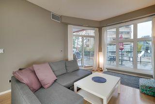 Photo 15: 221 10147 112 Street in Edmonton: Zone 12 Condo for sale : MLS®# E4173090