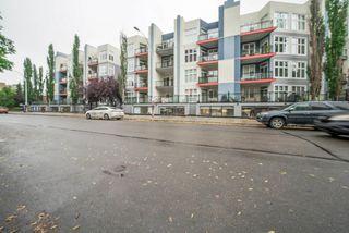 Photo 28: 221 10147 112 Street in Edmonton: Zone 12 Condo for sale : MLS®# E4173090
