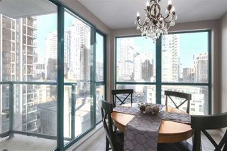 "Photo 9: 1502 939 HOMER Street in Vancouver: Yaletown Condo for sale in ""The Pinnacle"" (Vancouver West)  : MLS®# R2421696"