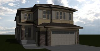 Photo 1: 1272 AINSLIE Way in Edmonton: Zone 56 House for sale : MLS®# E4182854
