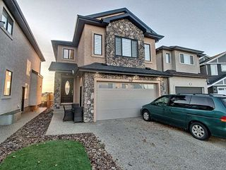 Main Photo: 267 Albany Drive in Edmonton: Zone 27 House for sale : MLS®# E4188427
