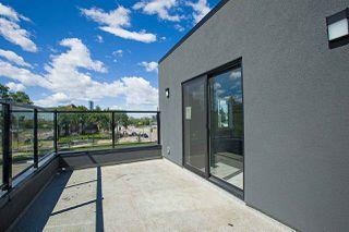 Photo 32: 9329 CONNORS Road in Edmonton: Zone 18 House Half Duplex for sale : MLS®# E4206953