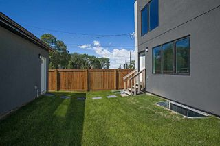 Photo 44: 9329 CONNORS Road in Edmonton: Zone 18 House Half Duplex for sale : MLS®# E4206953