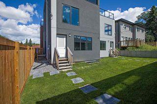 Photo 43: 9329 CONNORS Road in Edmonton: Zone 18 House Half Duplex for sale : MLS®# E4206953
