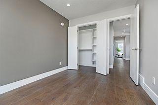 Photo 25: 9329 CONNORS Road in Edmonton: Zone 18 House Half Duplex for sale : MLS®# E4206953