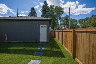 Photo 45: 9329 CONNORS Road in Edmonton: Zone 18 House Half Duplex for sale : MLS®# E4206953