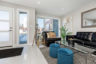 Photo 3: 9329 CONNORS Road in Edmonton: Zone 18 House Half Duplex for sale : MLS®# E4206953