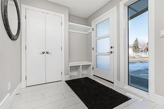 Photo 2: 9329 CONNORS Road in Edmonton: Zone 18 House Half Duplex for sale : MLS®# E4206953