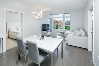 """Photo 6: 406 3263 PIERVIEW Crescent in Vancouver: South Marine Condo for sale in """"Rhythm"""" (Vancouver East)  : MLS®# R2480394"""