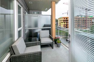 """Photo 18: 406 3263 PIERVIEW Crescent in Vancouver: South Marine Condo for sale in """"Rhythm"""" (Vancouver East)  : MLS®# R2480394"""