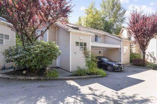 "Photo 1: 71 1235 LASALLE Place in Coquitlam: Canyon Springs Townhouse for sale in ""Creekside Place"" : MLS®# R2491679"