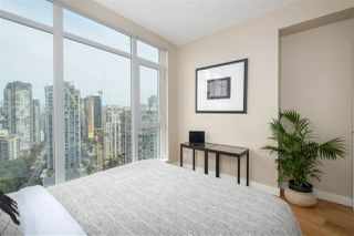 """Photo 11: 2505 1372 SEYMOUR Street in Vancouver: Downtown VW Condo for sale in """"The Mark - Onni"""" (Vancouver West)  : MLS®# R2504998"""