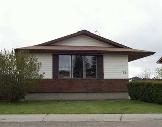 Photo 1: : Airdrie Residential Detached Single Family for sale : MLS®# C3211551