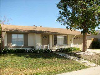 Photo 1: MIRA MESA House for sale : 3 bedrooms : 10937 Belgian Street in San Diego