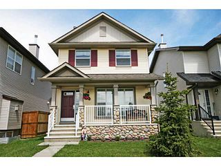 Photo 1: 196 SILVERADO PLAINS Close SW in CALGARY: Silverado Residential Detached Single Family for sale (Calgary)  : MLS®# C3572098