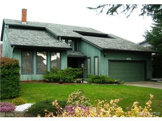 Photo 1: 4021 Dawnview Cres in VICTORIA: SE Arbutus House for sale (Saanich East)  : MLS®# 528002