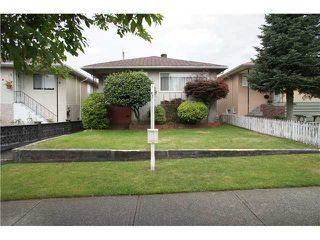 Photo 1: 5121 ANN Street in Vancouver: Collingwood VE House for sale (Vancouver East)  : MLS®# V1025559